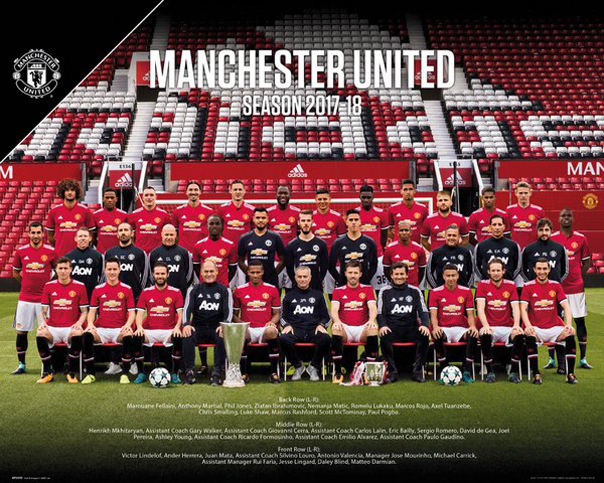 Manchester Fussball