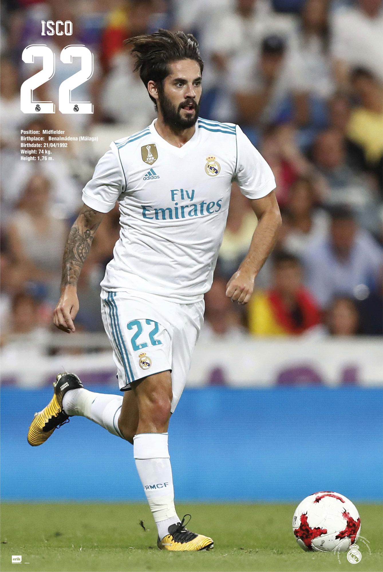 Diego Costa Chelsea Größe 61x91,5 cm Fußball Poster Plakat Druck