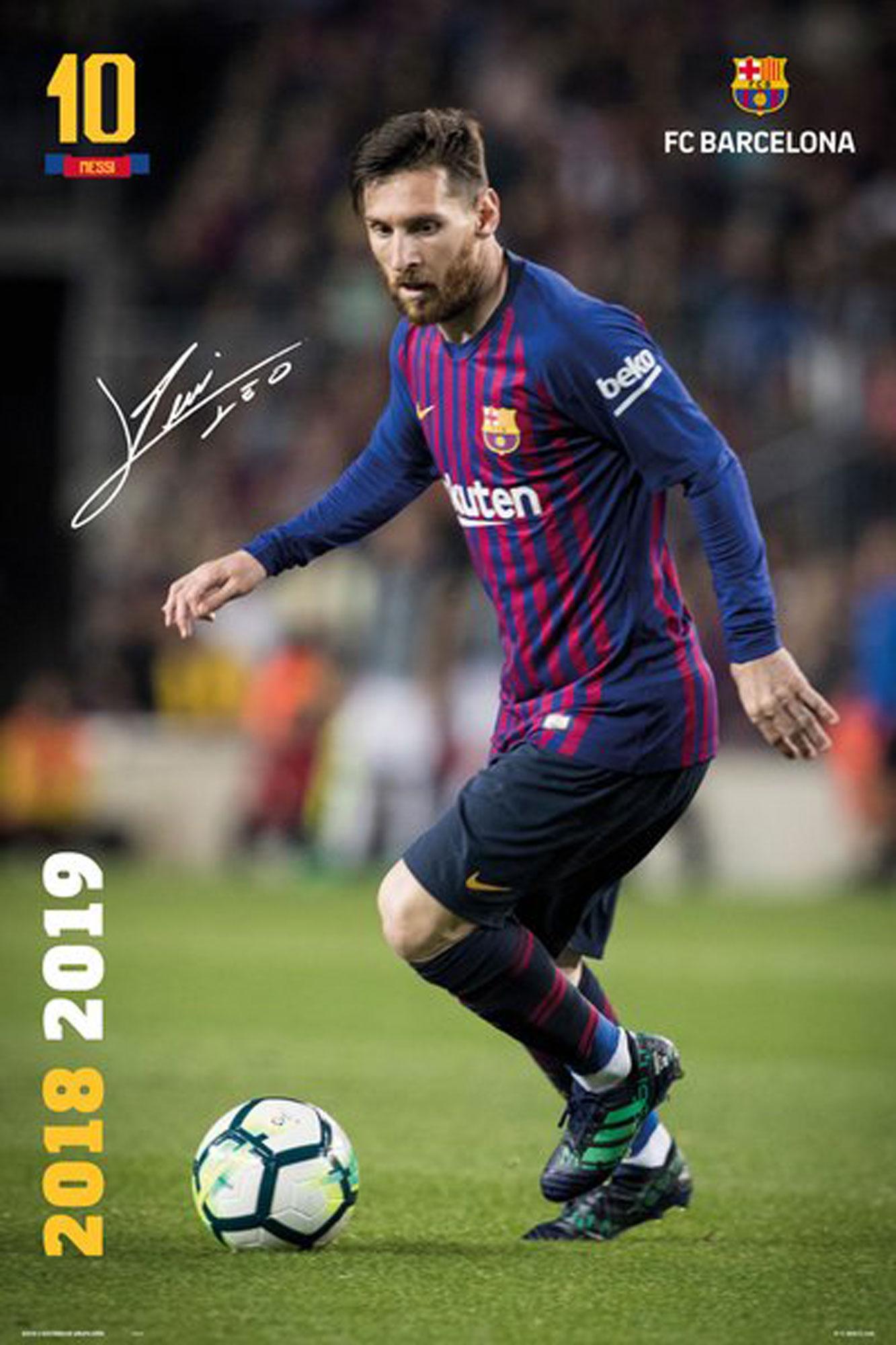 Ramos Action 17 18 Tur Poster Xxl Door Ca 53x158 Cm Real