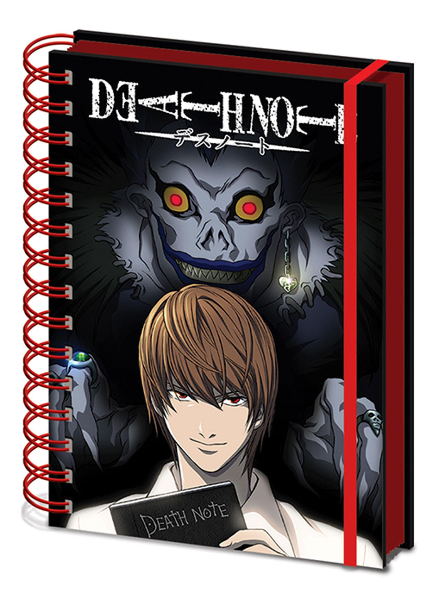 Death Note Anschauen