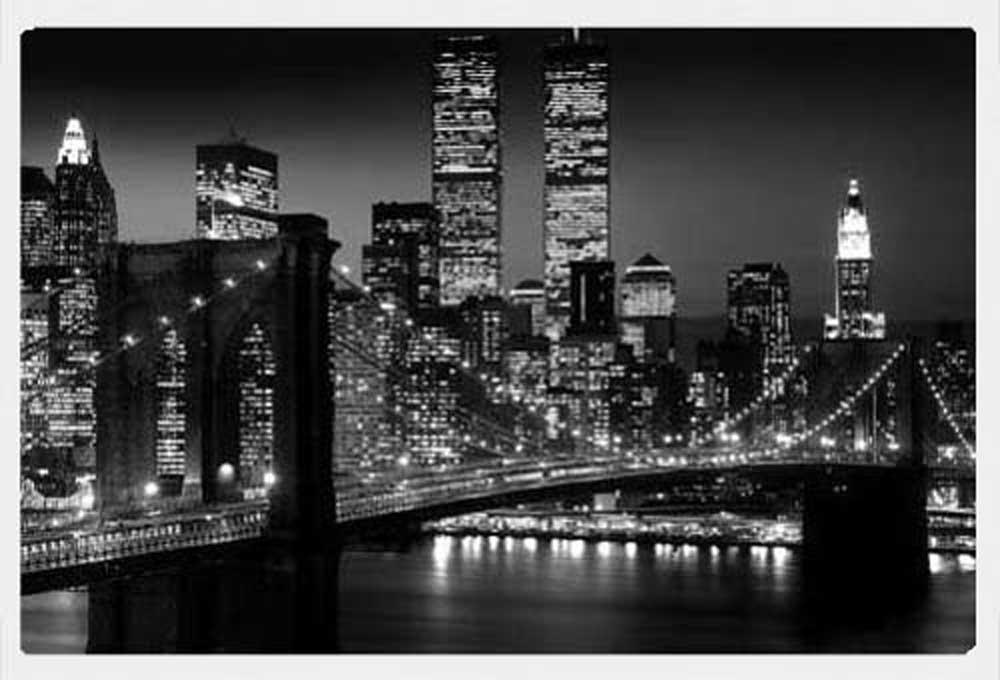 Cool Poster Profil Mm Mdf Weiss With Skyline Bilder Schwarz Wei With  Skyline New York Schwarz Wei Gezeichnet.
