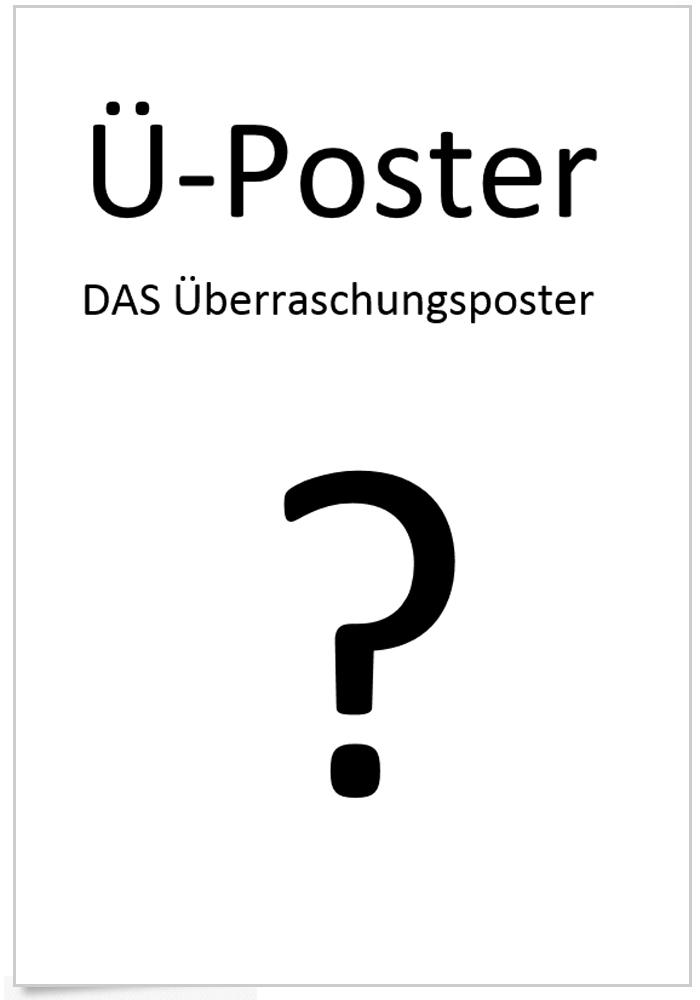 Dinosaurier Battle - David Penfound - Poster Plakat Druck - Größe 91 ...