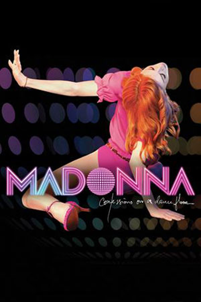 Madonna - Poster - Confessions