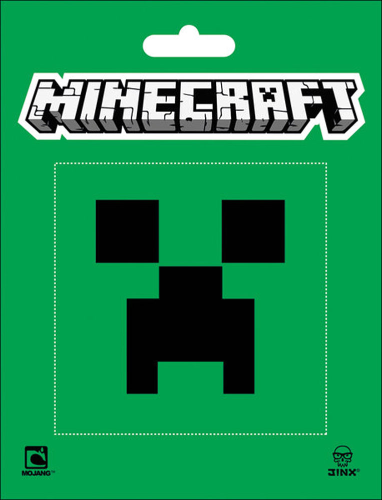 Minecraft - Sticker - Creeper