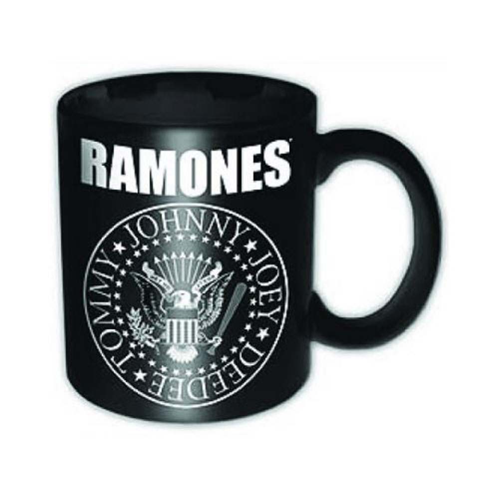 The Ramones - Mini-Tassen - Presidential Seal