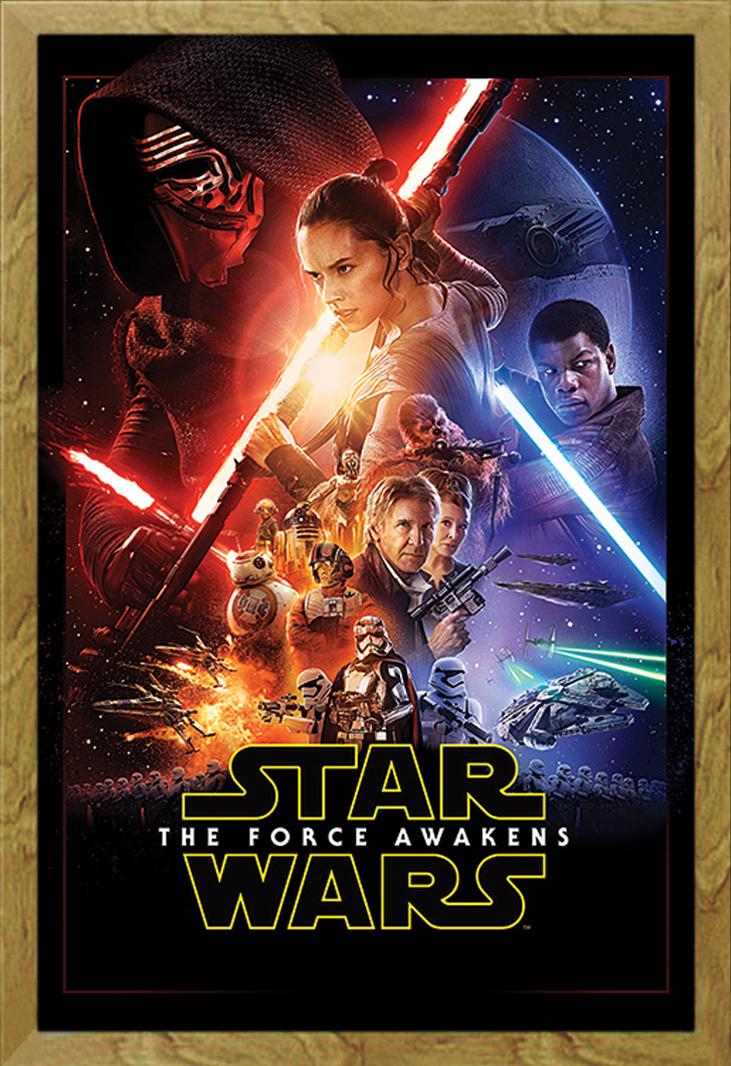Star Wars EP7 One Sheet Episode7 Poster Plakat Größe 61x91,5cm | eBay