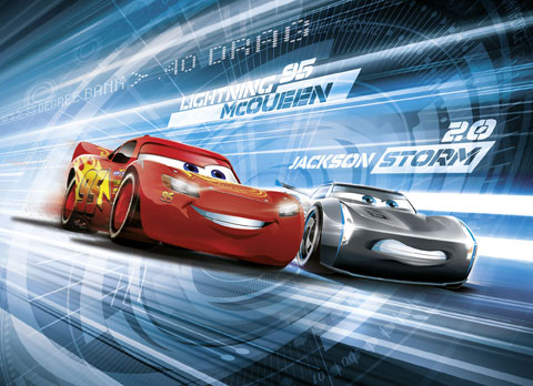 Cars Disney FotoTapete Cars