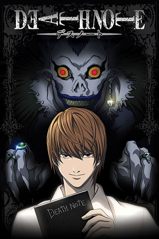 Death Note - Poster - From The Shadows