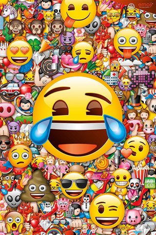 Emoji - Poster - Laugh