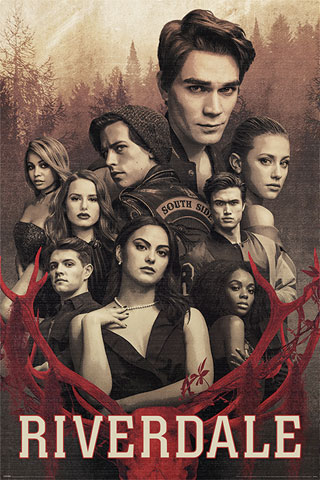 Riverdale - Poster - Let the Game Begin