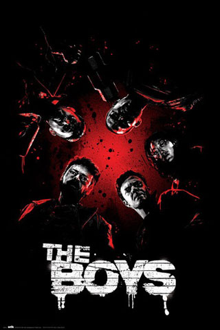 The Boys - Poster - One Sheet