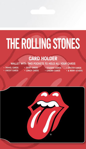 The Rolling Stones - Cardholder - Only Rock and Roll