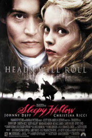 Poster - Sleepy Hollow