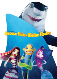 Poster - Shark Tale International Teaser