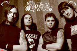 Bullet for my Valentine My Landscape