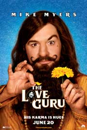 Poster - Love Guru, The Teaser