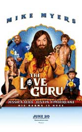 Poster - Love Guru, The One-Sheet