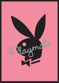 Poster - Playboy Playmate Bunny Version 2