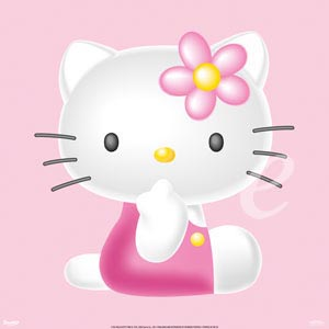 Poster - Sanrio Hello Kitty Pink