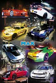 Poster - Max Power Performance