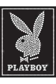 Poster - Playboy Bunny, Bling Style