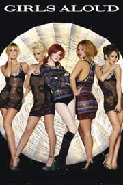 Poster - Girls Aloud Group