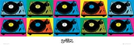 Poster - Steez Decks