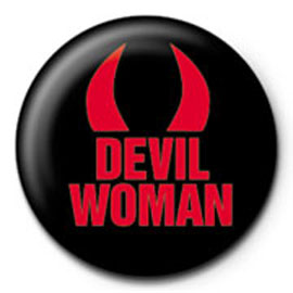 Poster - Devil Woman Teufel