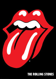 Rolling Stones Zunge 2