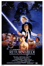 Poster - Star Wars Return Of The Jedi Prince