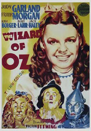 Poster - Wizard of Oz, The