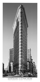 Poster - Silberman, Henri Flatiron Building New York