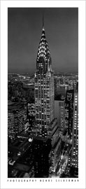 Poster - Silberman, Henri Chrysler Building