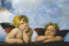 Poster - Raphael Little Angels
