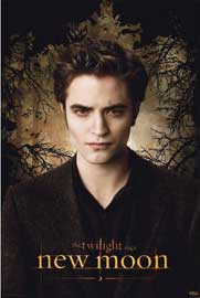 Poster - Twilight New Moon - Edward Trees