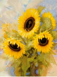 Levashov, Igor Sunflowers dream