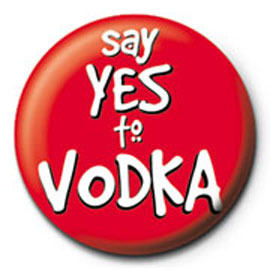 Poster - Fun Say Yes To Vodka