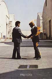 Poster - Pink Floyd Wish You Were Here