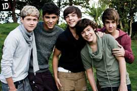 Poster - One Direction Garden