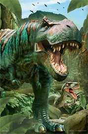 Poster - Dinosaurier