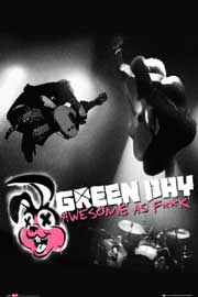 Poster - Green Day