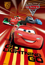 Cars  2 - Go Lightning Go