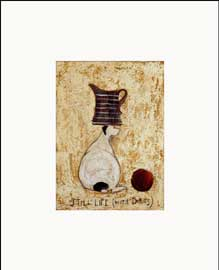 Poster - Toft, Sam Still Life (with Doris)