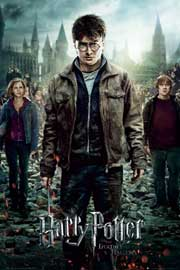Harry Potter 7 - Teil 2 One Sheet
