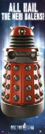 Doctor Who All Hail the new Dalek