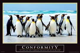 Poster - Motivational Conformity