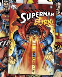 Poster - DC Comic Superman Comic Covers