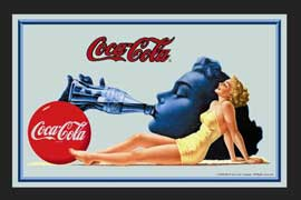 Poster - Coca Cola Enjoy