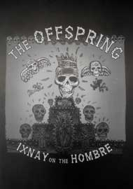 Poster - Offspring Ixnay on the hombre