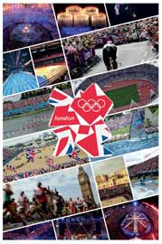 London 2012 Olympics - Collage